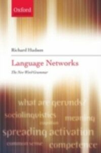 Ebook in inglese Language Networks: The New Word Grammar Hudson, Richard
