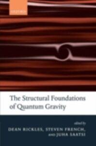 Foto Cover di Structural Foundations of Quantum Gravity, Ebook inglese di  edito da Clarendon Press