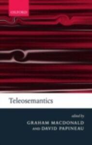 Foto Cover di Teleosemantics, Ebook inglese di  edito da Clarendon Press