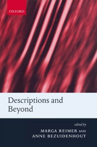 Ebook in inglese Descriptions and Beyond MARGA, REIMER