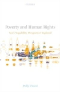 Ebook in inglese Poverty and Human Rights: Sen's 'Capability Perspective' Explored Vizard, Polly