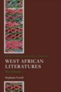 Ebook in inglese West African Literatures: Ways of Reading Newell, Stephanie