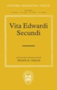 Ebook in inglese Vita Edwardi Secundi -, -