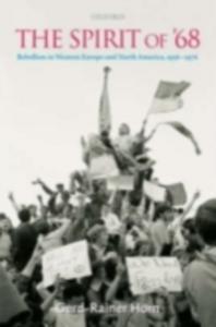 Ebook in inglese Spirit of '68 Horn, Gerd-Rainer