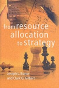 Ebook in inglese From Resource Allocation to Strategy