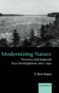 Ebook in inglese Modernizing Nature Rajan, S. Ravi