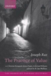 Ebook in inglese Practice of Value Raz, Joseph