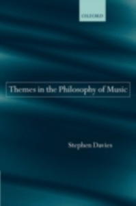 Ebook in inglese Themes in the Philosophy of Music STEPHEN, DAVIES