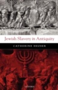 Ebook in inglese Jewish Slavery in Antiquity Hezser, Catherine