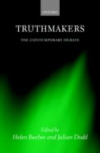 Ebook in inglese Truthmakers: The Contemporary Debate