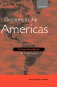 Ebook in inglese Elections in the Americas: A Data Handbook: Volume 2 South America -, -