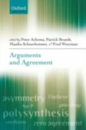 Arguments and Agreement