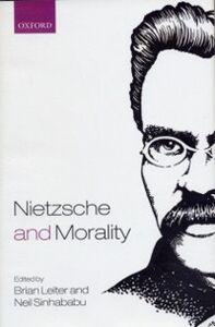 Foto Cover di Nietzsche and Morality, Ebook inglese di  edito da Clarendon Press