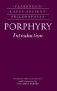 Foto Cover di Porphyry's Introduction, Ebook inglese di Jonathan Barnes, edito da Oxford University Press, UK