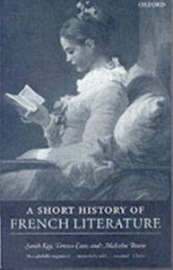 Foto Cover di Short History of French Literature, Ebook inglese di AA.VV edito da OUP Oxford