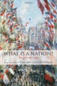 Foto Cover di What Is a Nation?: Europe 1789-1914, Ebook inglese di  edito da OUP Oxford