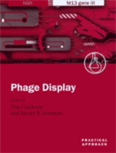 Ebook in inglese Phage Display A Practical Approach TIM, CLACKSON