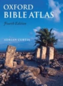 Ebook in inglese Oxford Bible Atlas 4/e -, -