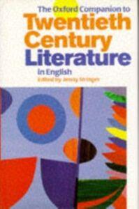 Ebook in inglese Oxford Companion to Twentieth-Century Literature in English -, -