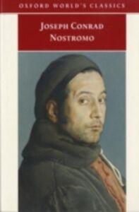 Foto Cover di Nostromo A Tale of the Seaboard n/e, Ebook inglese di Joseph Conrad, edito da Oxford University Press