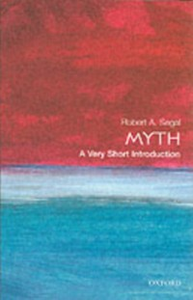 Ebook in inglese Myth: A Very Short Introduction Segal, Robert A.