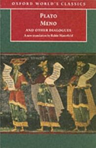 Ebook in inglese Meno and Other Dialogues: Charmides, Laches, Lysis, Meno Plato, Plato