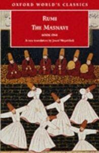Foto Cover di Masnavi, Book One, Ebook inglese di Jalal al-Din Rumi, edito da Oxford University Press