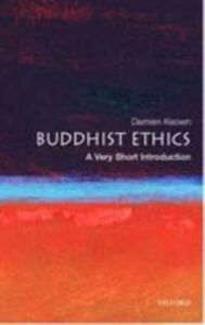 Ebook in inglese Buddhist Ethics: A Very Short Introduction Keown, Damien