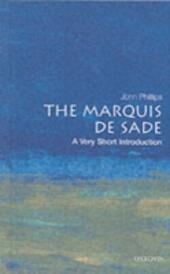 Marquis de Sade: A Very Short Introduction