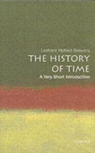 Foto Cover di History of Time: A Very Short Introduction, Ebook inglese di Leofranc Holford-Strevens, edito da OUP Oxford