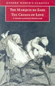 Foto Cover di Crimes of Love, Ebook inglese di David Coward,Marquis de Sade, edito da Oxford University Press, UK