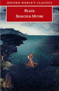 Ebook in inglese Selected Myths PLATO