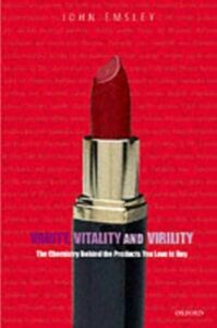 Foto Cover di Vanity, Vitality, and Virility, Ebook inglese di EMSLEY JOHN, edito da Oxford University Press