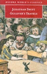 Foto Cover di Gulliver's Travels, Ebook inglese di AA.VV edito da Oxford University Press, UK