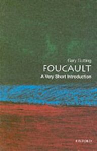 Ebook in inglese Foucault: A Very Short Introduction Gutting, Gary