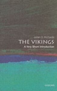 Ebook in inglese Vikings: A Very Short Introduction Richards, Julian D.
