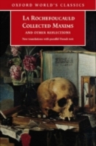 Ebook in inglese Collected Maxims and Other Reflections FRAN^, ROCHEFOUCAULD