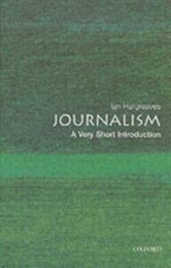 Foto Cover di Journalism, Ebook inglese di HARGREAVES IAN, edito da Oxford University Press