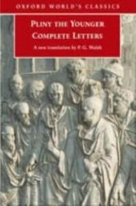 Foto Cover di Complete Letters, Ebook inglese di Pliny the Younger, edito da Oxford University Press