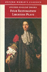 Ebook in inglese Four Restoration Libertine Plays Regehr, Cheryl