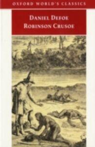 Foto Cover di Robinson Crusoe n/e, Ebook inglese di Daniel Defoe, edito da Oxford University Press