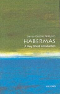 Ebook in inglese Habermas: A Very Short Introduction Finlayson, James Gordon