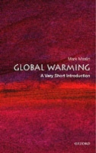 Ebook in inglese Global Warming MARK, MASLIN