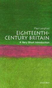 Ebook in inglese Eighteenth-Century Britain Langford, Paul