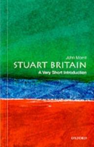 Ebook in inglese Stuart Britain: A Very Short Introduction Morrill, John