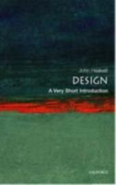 Design: A Very Short Introduction