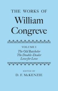Ebook in inglese Works of William Congreve: Volume I -, -