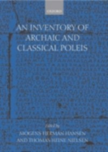 Ebook in inglese Inventory of Archaic and Classical Poleis Hansen, Mogens Herman , Nielsen, Thomas Heine