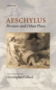 Ebook in inglese Aeschylus: Persians and Other Plays -, -