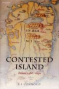 Ebook in inglese Contested Island: Ireland 1460-1630 -, -